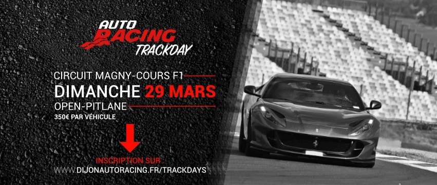 TrackDay Nevers Magny-Cours