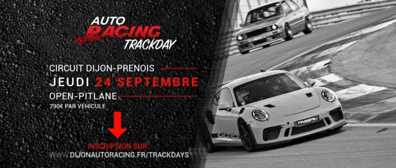 COMPLET !!! TrackDay Circuit Dijon Prenois | Jeudi 24 Septembre 2020