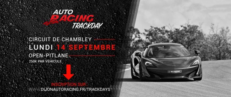 TrackDay Circuit Chambley | Lundi 14 Septembre 2020