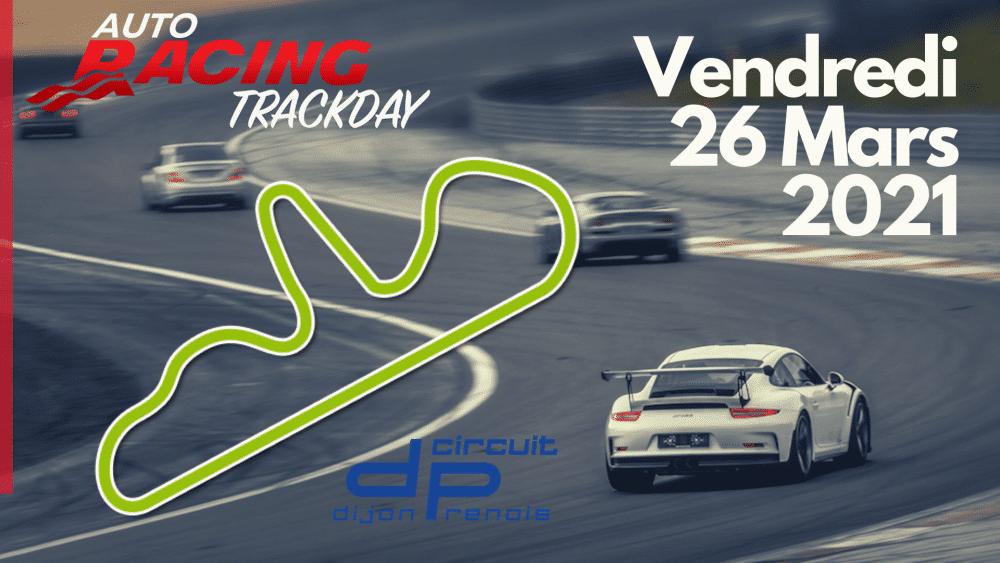 TrackDay Circuit Dijon Prenois | Vendredi 26 Mars 2021