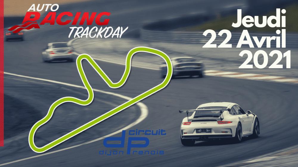 TrackDay Circuit Dijon Prenois   Jeudi 22 Avril 2021