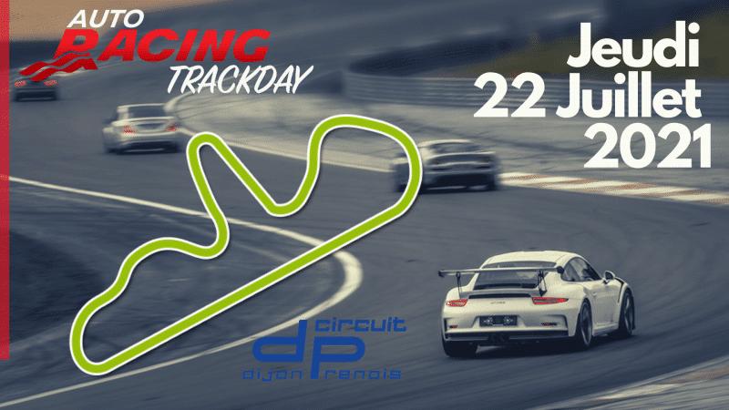 TrackDay Circuit Dijon Prenois | Jeudi 22 Juillet 2021