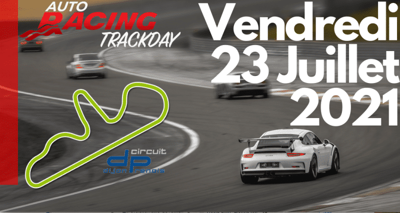 TrackDay Circuit Dijon Prenois | Vendredi 23 Juillet 2021