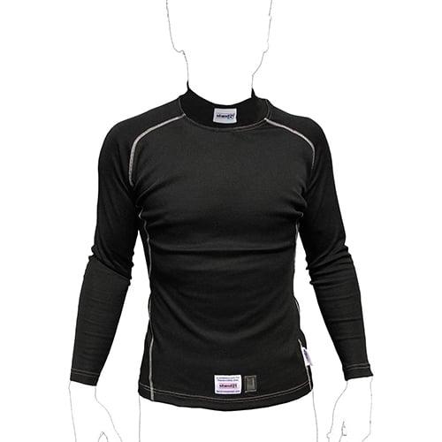 Haut de sous-vêtements Top Fit Noir – Stand 21