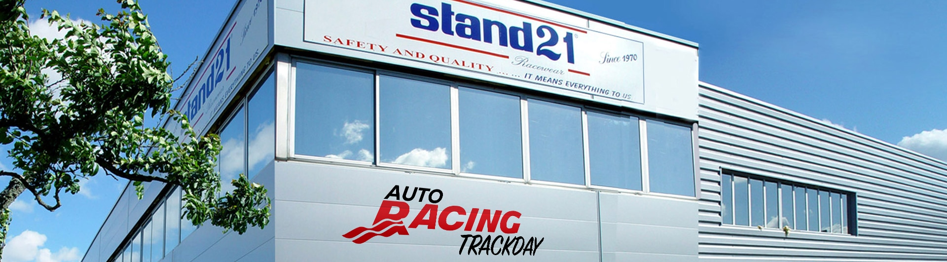 Stand 21 - Auto Racing Trackday